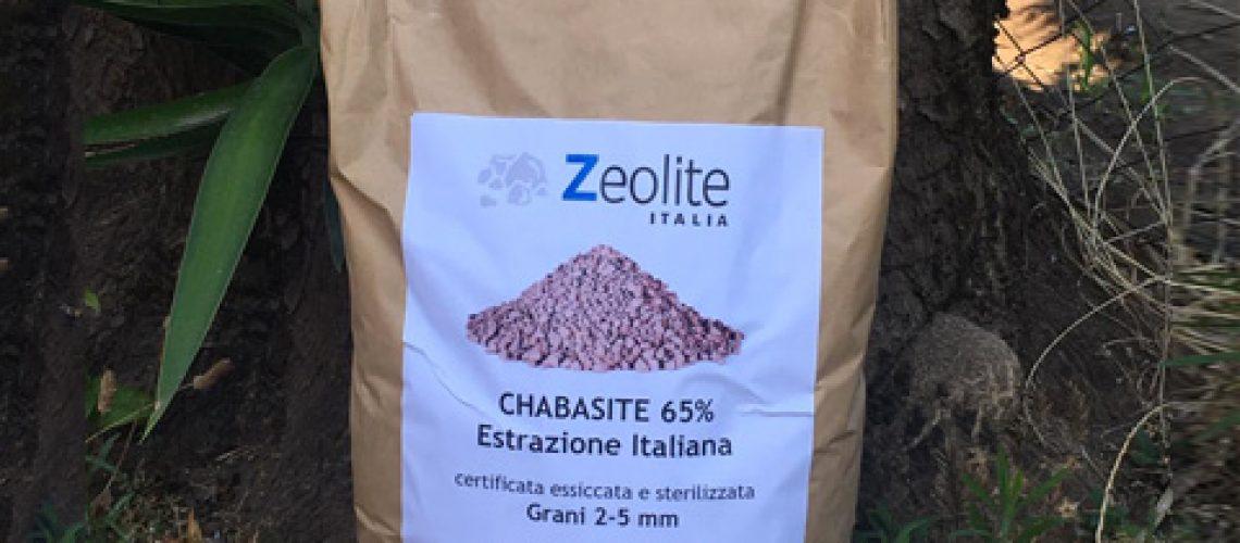 zeolite-grani